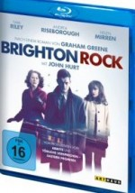 Jaquette Brighton Rock