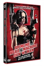 Jaquette Bring Me the Head of the Machine Gun Woman