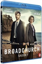 Jaquette Broadchurch - Saison 1