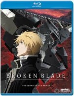 Jaquette Broken Blade (Complete Collection)