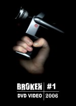 Jaquette Broken DVD 1 EPUISE/OUT OF PRINT
