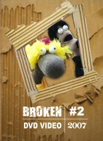 Jaquette Broken DVD 2 EPUISE/OUT OF PRINT