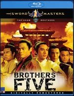 Jaquette Brothers Five