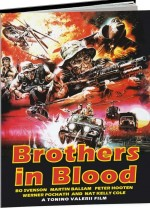 Jaquette Brothers in Blood - Cover A