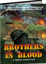 Jaquette Brothers in Blood - Cover C