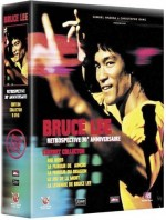 Jaquette BRUCE LEE COFFRET COLLECTOR