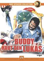 Jaquette BUDDY HAUT DEN LUKAS - BUD SPENCER COLLECTION