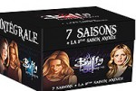 Jaquette Buffy contre les vampires - L'int�grale des 7 saisons + la 8�me saison anim�e (�dition limit�e)