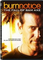 Jaquette Burn Notice: The Fall of Sam Axe