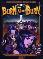 Jaquette Burn Paris Burn (Edition Culte)