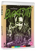 Jaquette Burst City