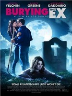 Jaquette Burying the ex