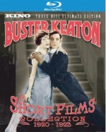 Jaquette Buster Keaton: The Short Films Collection (1920-1923)