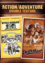 Jaquette Butch & Sundance: The Early Days/Death Hunt