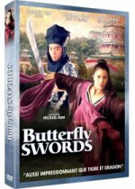 Jaquette Butterfly Swords
