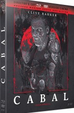 Jaquette Cabal (Combo Blu-ray + DVD)