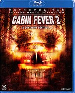 Jaquette Cabin Fever 2