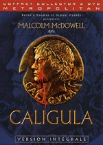 Jaquette Caligula (Edition Collector - Version Intégrale - Coffret 2 DVD) EPUISE/OUT OF PRINT