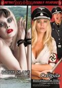 Jaquette CALIGULA REINCARNATED AS HITLER WHITE SLAVE