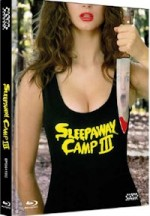 Jaquette Camp des Grauens 3 - Sleepaway Camp 3 Teenage Wasteland (Blu-Ray+DVD) - Cover C
