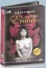 Jaquette CANDIDO EROTICO EPUISE/OUT OF PRINT