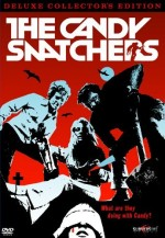 Jaquette Candy Snatchers, The
