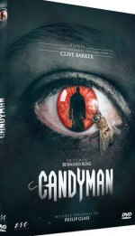 Jaquette Candyman (DVD) EPUISE/OUT OF PRINT