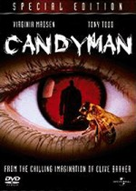 Jaquette Candyman Edition Collector