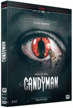 Jaquette Candyman EPUISE/OUT OF PRINT