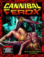 Jaquette Cannibal Ferox (Blu-ray Deluxe Edition)