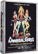 Jaquette Cannibal Girls (Bluray + 2 DVD - Cover B)
