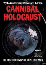Jaquette Cannibal Holocaust Collector's Edition