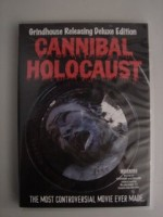 Jaquette Cannibal Holocaust Deluxe Edition