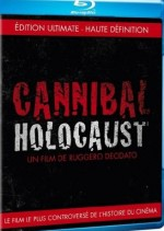 Jaquette Cannibal Holocaust (Ultimate édition)