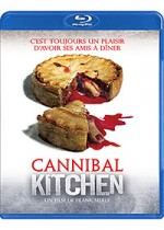 Jaquette Cannibal Kitchen