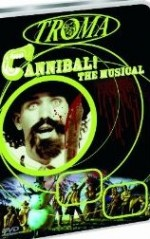 Jaquette Cannibal the musical!
