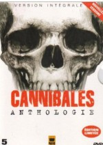 Jaquette Cannibales anthologie EPUISE/OUT OF PRINT