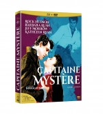 Jaquette Capitaine Mystère (Bluray + DVD)