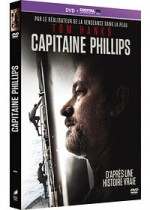 Jaquette Capitaine Phillips (DVD + Copie digitale)