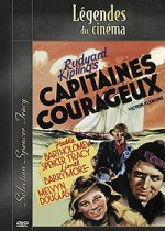 Jaquette Capitaines courageux
