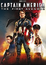 Jaquette Captain America - The First Avenger