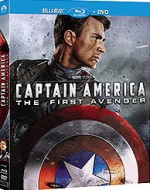 Jaquette Captain America - The First Avenger (Blu-ray + DVD)