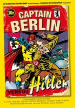 Jaquette Captain Berlin versus Hitler - Limited Edition