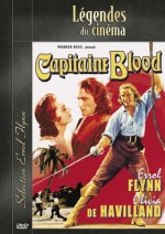 Jaquette Captain Blood