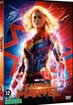 Jaquette Captain Marvel