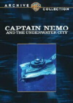 Jaquette Captain Nemo And The Underwater City