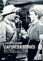 Jaquette Captives � Born�o