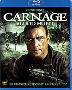 Jaquette Carnage - Blood Hunt