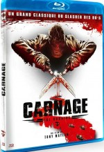 Jaquette Carnage (Bluray)