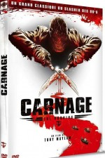 Jaquette Carnage (DVD)